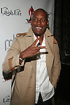 "Tyrese Gibson Attends Tyrese Gibson's ""OPEN INVITATION"" ALBUM RELEASE PARTY Held at JULIET's Supper Club, NY   10/31/11"