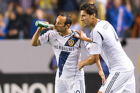 LA Galaxy vs. Sporting Kansas City, April 20, 2013