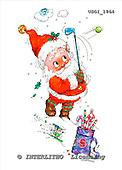 GIORDANO, CHRISTMAS SANTA, SNOWMAN, WEIHNACHTSMÄNNER, SCHNEEMÄNNER, PAPÁ NOEL, MUÑECOS DE NIEVE, paintings+++++,USGI1864,#X#