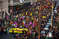 01.11.2019 - National Demo Against the War in North-East Syria & in Support & Solidarity With Rojava