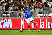 June 17th 2017; Allianz Riviera, Nice, France; Legends football international, France versus Italy;  David Trezeget (France)