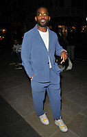 Tinie Tempah (Patrick Okogwu) at the LFW (Men's) a/w 2019 GQ Dinner, Brasserie of Light, Selfridges, Duke Street, London, England, UK, on Monday 07 January 2019.<br /> CAP/CAN<br /> &copy;CAN/Capital Pictures