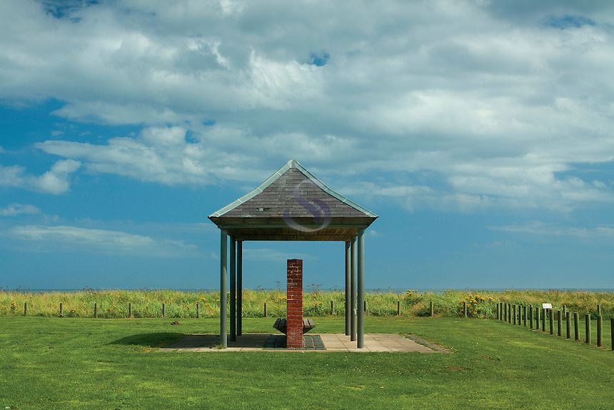 The Lowry Shelter, Berwick-upon-Tweed, Northumberland