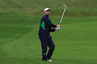Alejandro Canizares (ESP) on the 10th fairway during Round 4 of the Amundi Open de France 2019 at Le Golf National, Versailles, France 20/10/2019.<br /> Picture Thos Caffrey / Golffile.ie<br /> <br /> All photo usage must carry mandatory copyright credit (© Golffile | Thos Caffrey)