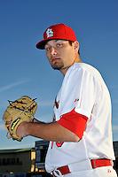Mar 01, 2010; Jupiter, FL, USA; St. Louis Cardinals pitcher Lynn Lance (70) during  photoday at Roger Dean Stadium. Mandatory Credit: Tomasso De Rosa/ Four Seam Images