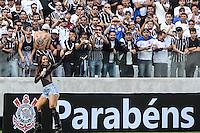 SAO PAULO, SP, 10.05.2014 - JOGO TESTE CORINTHIANS - Apresentadora Sabrina Sato na Arena Corinthians durante jogo teste-festivo na regiao leste de Sao Paulo neste sabado, 10. (Foto: William Volcov / Brazil Photo Press).