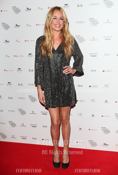 Cat Deeley arriving at the The WGSN Global Fashion Awards, at The Victoria & Albert Museum, London. 30/10/2013 Picture by: Alexandra Glen / Featureflash