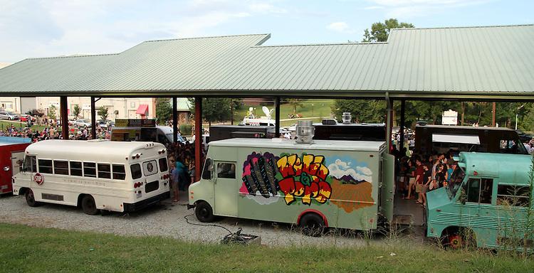 Food Trucks Durham Rodeo