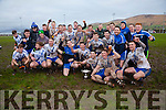 On a roll the St Marys side who defeated Waterville 9-6 in the South Kerry Championship Final in Portmagee on St Stephens Day.