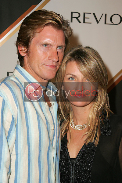 Denis Leary and Ann Lembeck<br />