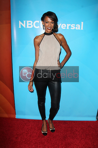 Judi Shekoni<br /> at the NBCUniversal Press Tour Day 2, Beverly Hilton, Beverly Hills, CA 08-13-15<br /> David Edwards/DailyCeleb.com 818-249-4998