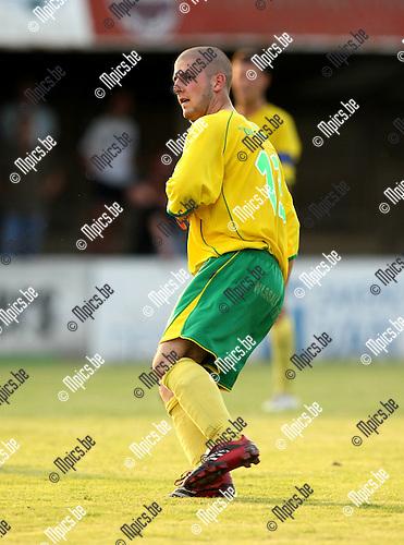 2008-07-29 / Voetbal / seizoen 2008-2009 / Witgoor Dessel / Niels Ulenaers..Foto: Maarten Straetemans (SMB)