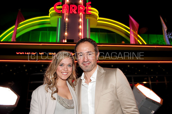 VIP party celebrating the 20th anniversary of the Carré dancing in Willebroek (Belgium, 07/04/2011)