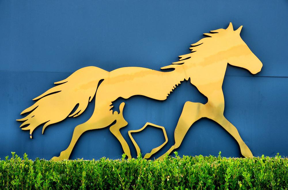 Kentucky Horse Park Logo in Lexington, Kentucky | Encircle Photos