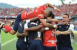 Medellín venció 2-1 a Once Caldas como local. Fecha 18 Liga Águila I-2016