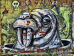Graffitis Badalona