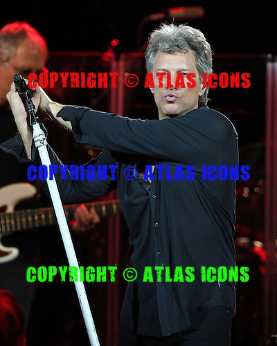 MIAMI, FL - DECEMBER 03: Jon Bon Jovi of Bon Jovi performs a private concert presented by Sirius XM at The Faena Theater on December 3, 2016 in Miami Florida. Credit Larry Marano © 2016