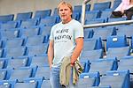 07.10.2018, wirsol Rhein-Neckar-Arena, Sinsheim, GER, 1 FBL, TSG 1899 Hoffenheim vs Eintracht Frankfurt, <br /><br />DFL REGULATIONS PROHIBIT ANY USE OF PHOTOGRAPHS AS IMAGE SEQUENCES AND/OR QUASI-VIDEO.<br /><br />im Bild: Ansgar Brinkmann<br /><br />Foto &copy; nordphoto / Fabisch
