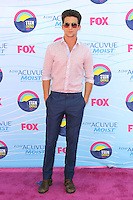 UNIVERSAL CITY, CA - JULY 22: Daren Kagasoff at the 2012 Teen Choice Awards at Gibson Amphitheatre on July 22, 2012 in Universal City, California. &copy; mpi28/MediaPunch Inc. /NortePhoto.com*<br />