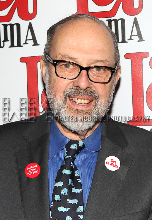 Peter Swords attending the La Mama Celebrates 51 Gala Party at the Ellen Stewart Theatre in New York City on 2/27/2013