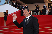 Antonio Banderas - 65th Cannes Film Festival