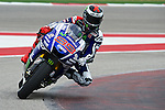 austin. tejas. USA. motociclismo<br /> GP in the circuit of the americas during the championship 2014<br /> 10-04-14<br /> En la imagen :<br /> Moto GP<br /> 99 jorge lorenzo<br /> photocall3000 / rme