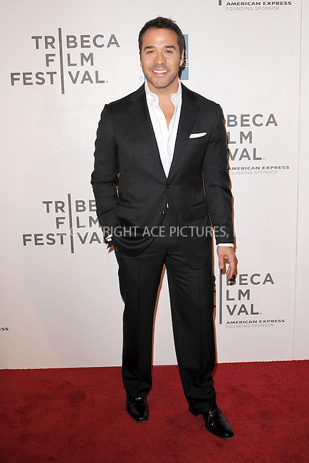 WWW.ACEPIXS.COM . . . . . .April 22, 2011...New York City...Jeremy Piven attends the premiere of 'Angel's Crest' during the 2011 Tribeca Film Festival at BMCC Tribeca PAC on April 22, 2011 in New York City....Please byline: KRISTIN CALLAHAN - ACEPIXS.COM.. . . . . . ..Ace Pictures, Inc: ..tel: (212) 243 8787 or (646) 769 0430..e-mail: info@acepixs.com..web: http://www.acepixs.com .