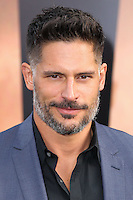 "HOLLYWOOD, LOS ANGELES, CA, USA - MAY 08: Joe Manganiello at the Los Angeles Premiere Of Warner Bros. Pictures And Legendary Pictures' ""Godzilla"" held at Dolby Theatre on May 8, 2014 in Hollywood, Los Angeles, California, United States. (Photo by Xavier Collin/Celebrity Monitor)"