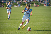 Kansas City, MO - Sunday May 07, 2017: Marta Vieira Da Silva during a regular season National Women's Soccer League (NWSL) match between FC Kansas City and the Orlando Pride at Children's Mercy Victory Field.