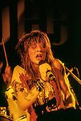 Jun 19, 1987: GUNS N' ROSES - Marquee Club London