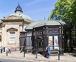 Historic Royal Pump Room museum building, Harrogate, Yorkshire, England, UK