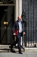 Chris Grayling MP (Secretary of State for Transport).<br />