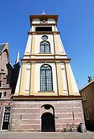 Nederland  Enkhuizen- 2017. De Westerkerk ofwel de St. Gomarus kerk. De kerk is gebouwd in de 15e eeuw.  Foto Berlinda van Dam / Hollandse Hoogte
