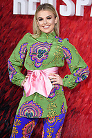 Tallia Storm at the &quot;Red Sparrow&quot; premiere at the Vue West End, Leicester Square, London, UK. <br /> 19 February  2018<br /> Picture: Steve Vas/Featureflash/SilverHub 0208 004 5359 sales@silverhubmedia.com