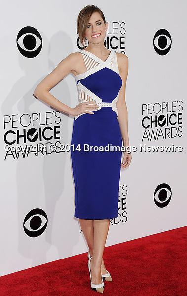 Pictured: Allison Williams<br /> Mandatory Credit &copy; Gilbert Flores /Broadimage<br /> 2014 People's Choice Awards <br /> <br /> 1/8/14, Los Angeles, California, United States of America<br /> Reference: 010814_GFLA_BDG_247<br /> <br /> Broadimage Newswire<br /> Los Angeles 1+  (310) 301-1027<br /> New York      1+  (646) 827-9134<br /> sales@broadimage.com<br /> http://www.broadimage.com