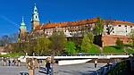 Zamek Królewski na Wawelu w Krakowie, Polska <br /> Wawel Royal Castle in Cracow, Poland