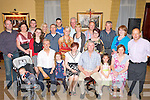Noreen and Pat Foley, Castleconway, Killorglin pictured with their families as they celebrated their 25th wedding anniversary in the Manor Inn, Killorglin on Saturday night...