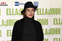 Anna Foglietta<br /> Milano 17/01/2018 - red carpet film Ella & John   foto Daniele Buffa/Image/Insidefoto