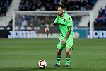 Levante UD's Antonio Manuel Luna during La Liga match between CD Leganes and Levante UD at Butarque Stadium in Leganes, Spain. March 04, 2019. (ALTERPHOTOS/A. Perez Meca)