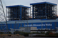 È il più grande impianto termoelettrico italiano ( 3600 MW) ed è costituito da quattro sezioni ciascuna delle quali è composta da un gruppo a vapore e da due gruppi turbogas..It is the largest Italian thermoelectric plant (3600 MW) and consists of four sections each of which consists of a steam and two gas turbine engines..