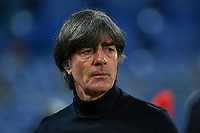 Bundestrainer Joachim Jogi Loew (Deutschland).<br /> <br /> Sport: Fussball: UEFA Nations League: 2. Spieltag: Schweiz - Deutschland, 06.09.2020<br /> <br /> Foto: Markus Gilliar/GES/POOL/Marc Schüler/Sportpics.de
