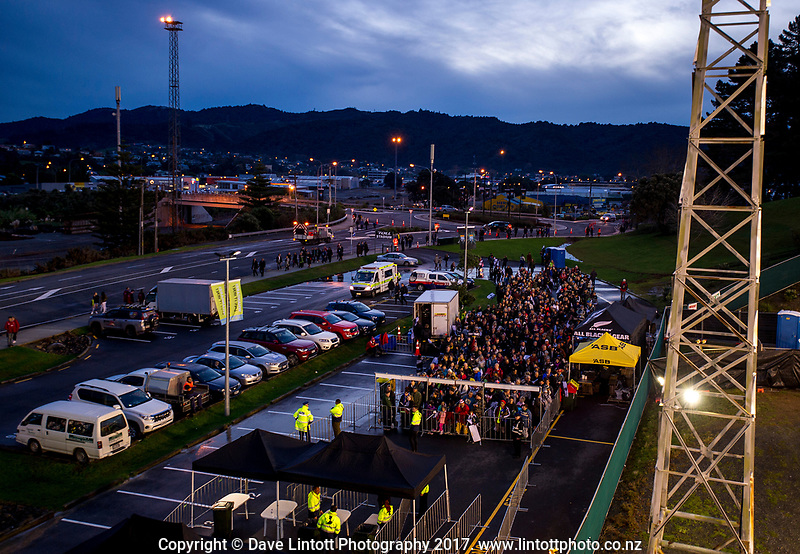 during the 2017 DHL Lions Series rugby union match between the NZ Provincial Barbarians and British & Irish Lions at Toll Stadium in Whangarei, New Zealand on Saturday, 3 June 2017. Photo: Dave Lintott / lintottphoto.co.nz