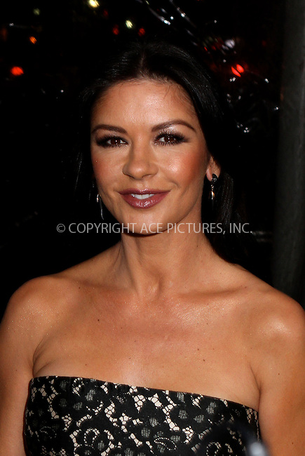 WWW.ACEPIXS.COM....January 31 2013, New York City........Catherine Zeta-Jones arriving at the premiere of 'Side Effects' at AMC Lincoln Square Theater on January 31, 2013 in New York City....By Line: Nancy Rivera/ACE Pictures......ACE Pictures, Inc...tel: 646 769 0430..Email: info@acepixs.com..www.acepixs.com