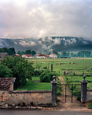 SWITZERLAND, Bouvresse, the countryside town of Bouvresse, Jura Region
