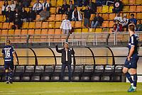 SÃO PAULO, SP, 06.09.2018 - SANTOS-GRÊMIO - Renato Portaluppi, treinador do Grêmio durante partida contra o Santos em jogo válido pelo Campeonato Brasileiro 2018 no Estádio do Pacaembú em São Paulo, nesta quinta-feira, 06. (Foto: Anderson Lira/Brazil Photo Press)