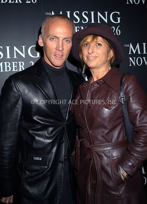David Kirsch at the premiere of 'The Missing.' New York, November 16, 2003. Please byline: AJ SOKLANER/NY Photo Press.   ..*PAY-PER-USE*      ....NY Photo Press:  ..phone (646) 267-6913;   ..e-mail: info@nyphotopress.com