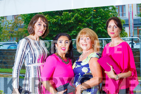 Maria Clifford(Cahersciven),Theresa Walker(Tralee), Sheila Higgins(Tralee) and Fiona O'Connor(Tralee)