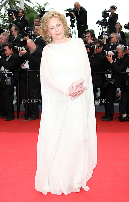 WWW.ACEPIXS.COM . . . . .  ..... . . . . US SALES ONLY . . . . .....May 11 2011, Cannes....Faye Dunaway at the 2011 Cannes International Film Festival Opening Ceremony and the screening of 'Midnight in Paris' at the Palais des Festivals on May 11 2011in Cannes, France....Please byline: FAMOUS-ACE PICTURES... . . . .  ....Ace Pictures, Inc:  ..tel: (212) 243 8787 or (646) 769 0430..e-mail: info@acepixs.com..web: http://www.acepixs.com