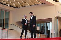 Nanni Moretti <br /> 16-05-2015 Festival del Cinema di Cannes 2015<br /> Foto Panoramic / Insidefoto