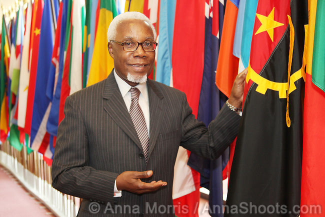 His Excellency, the Honorable Ismael Gaspar Martins is the Ambassador and Permanent Representative to the United Nations from Angola.